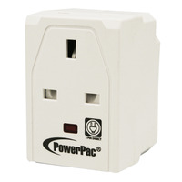 PowerPac Adapter - 3 Way with Neon