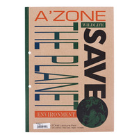 A'Zone Lecture Pad - A4