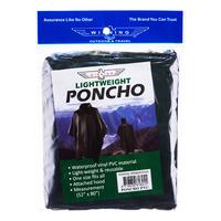 Winning Lightweight Poncho