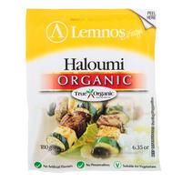 Lemnos Organic Haloumi Cheese