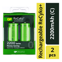 GP Rechargeable ReCyko+ Battery - 2200mAh (C)