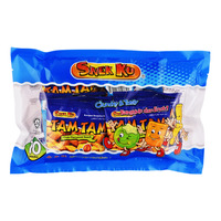 Snek Ku Flavoured Snack - Tam Tam Crab (Mini Pack)