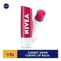Nivea Caring Lip Balm - Fruity Shine Cherry
