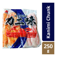 Kibun Imitation Crab Meat Stick - Kanimi Chunk