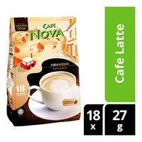 Cafe Nova Instant Coffee - Latte