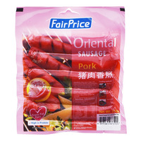 FairPrice Oriental Sausage - Pork (Garlic & Chili)