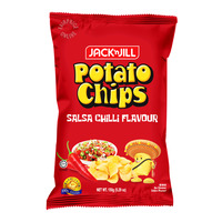 Jack 'n Jill Potato Chips - Salsa Chili