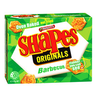 Arnott's Shapes Originals Biscuits - Barbecue