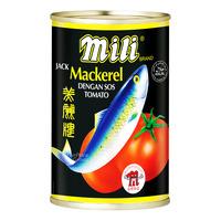 Mili Jack Mackerel - Tomato