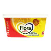 Flora Butter Spread - Salt Reduced