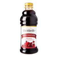 Bickford's 100% Juice Bottle Drink - Pomegranate