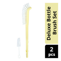 NUK Deluxe Bottle Brush Set