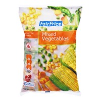 FairPrice Frozen Fresh Mixed Vegetables