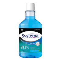 Systema Gum Care Mouthwash - Blue Caribbean
