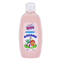 Kodomo Baby Bath Wash - Mild & Natural