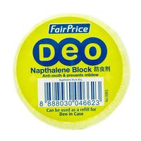 FairPrice Deo Naphthalene Block