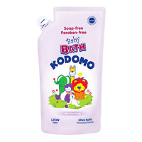 Kodomo Baby Bath Wash Refill - Moisturizing