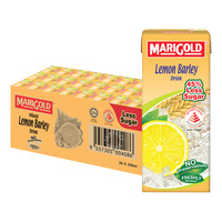 Marigold Packet Drink - Lemon Barley (Less Sweet)