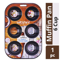 Wiltshire Muffin Pan - 6 Cup