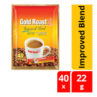 Gold Roast 3 in 1 Coffeemix - Improved Blend