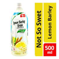 Yeo's Bottle Brink - Lemon Barley (Not So Sweet)