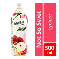 Yeo's Bottle Brink - Lychee (Not So Sweet)