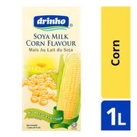 Drinho Soya Bean Milk - Corn