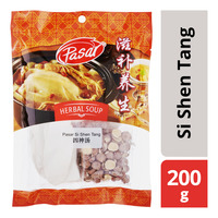 Pasar Herbal Soup - Si Shen Tang