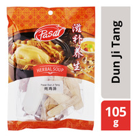 Pasar Herbal Soup - Dun Ji Tang