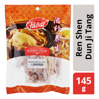 Pasar Herbal Soup - Ren Shen Dun Ji Tang