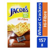 Jacob's Wheat Crackers - Hi-Fibre
