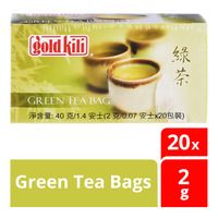 Gold Kili Green Tea Bags