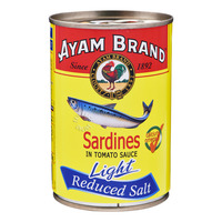 Ayam Brand Sardines in Tomato Sauce - Light
