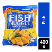 Bibik's Choice Nuggets - Fish
