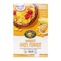 Nature's Path Organic Cereal - Honey Corn Flakes