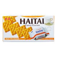 Haitai Crackers - Cheese