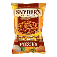 Snyder's of Hanover Pretzel Pieces - Honey Mustard & Onion