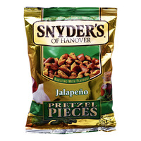 Snyder's of Hanover Pretzel Pieces - Jalapeno