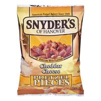 Snyder's of Hanover Pretzel Pieces - Cheddar Cheese