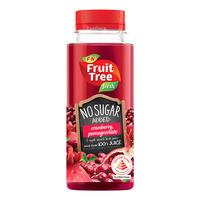 F&N Fruit Tree Fresh Bottle Juice - Cranberry Pomegranate