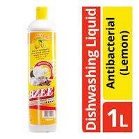 Bzee Dishwashing Liquid - Antibacterial (Lemon)