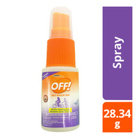 Off! Insect Repellent Spray