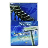 FairPrice Smooth Disposable Shavers
