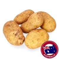Organic Australia White Potato