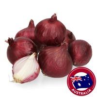 Organic Australia Red Onion