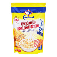 Cowhead Organic Rolled Oats - Quick Cooking