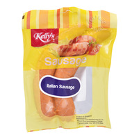 Kelly's Frozen Italian Sausage - Pork