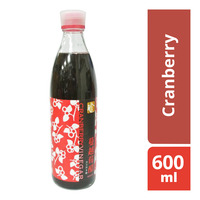 Pai Chia Chen Drinking Fruit Vinegar - Cranberry
