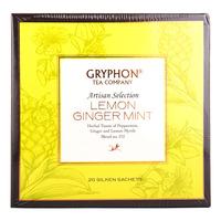 Gryphon Artisan Selection Tea - Lemon Ginger Mint