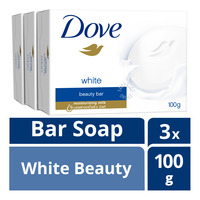 Dove Bar Soap - White Beauty